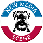 New Media Scene, design site web
